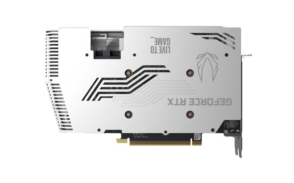 کارت گرافیک ZOTAC GAMING GeForce RTX 3060 AMP White
