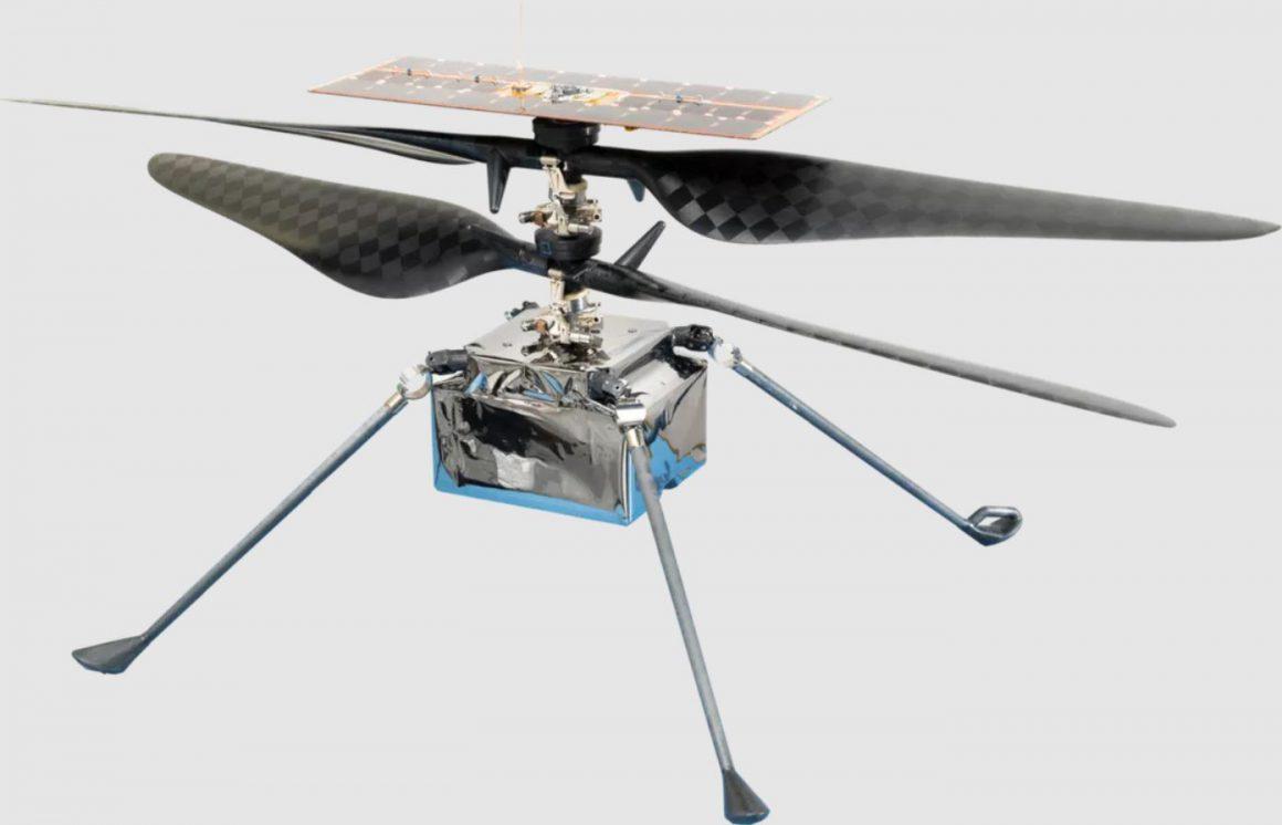 لینوکس به مریخ رسید – ربات لینوکسی در مریخ پرواز کرد 01