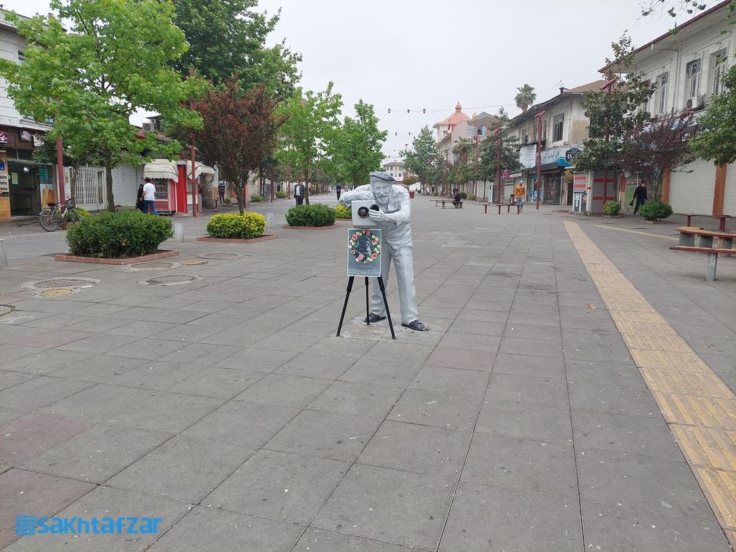 نمونه عکسهای ثبت شده در بررسی گلکسی A72 سامسونگ / 1x
