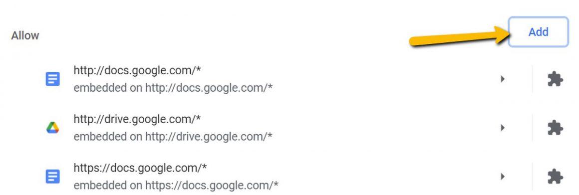 آموزش کار با اعلان ها در مرورگر Chrome  05