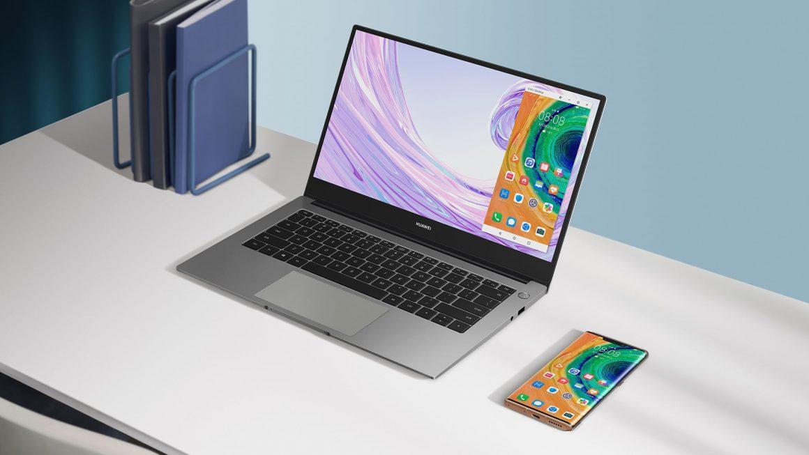 لپ تاپ هواوی MateBook D14