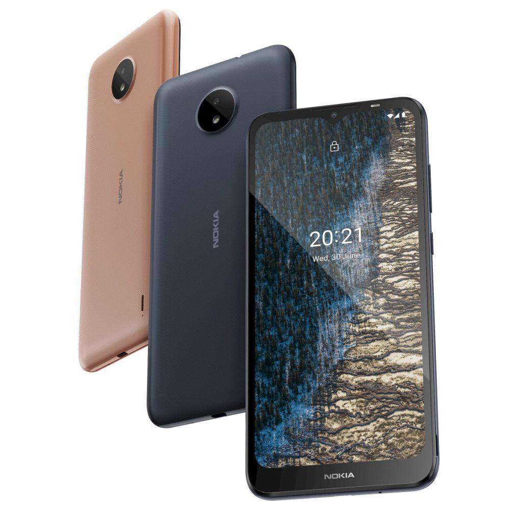 گوشی های  نوکیا C10 و C20