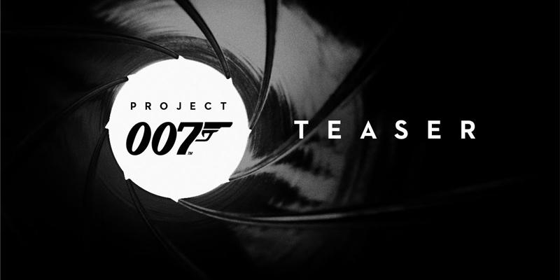 عنوان Project 007 استودیوی IO Interactive