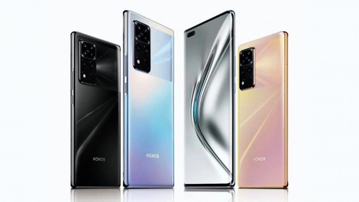 گوشیهای سری Honor V40