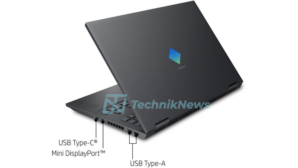 تصاویر لپ تاپ HP Omen 15 2021
