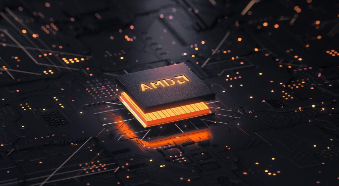 چیپ AMD