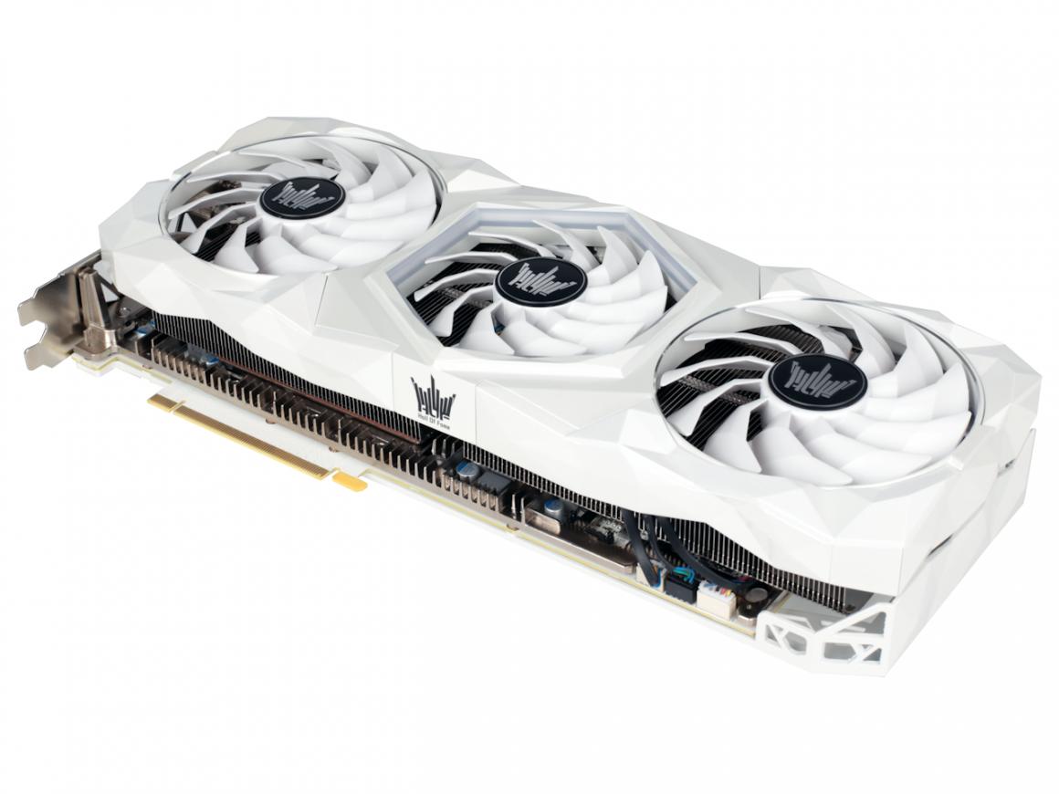 کارت گرافیک Galax  GeForce RTX 3080 Ti HOF OC Lab