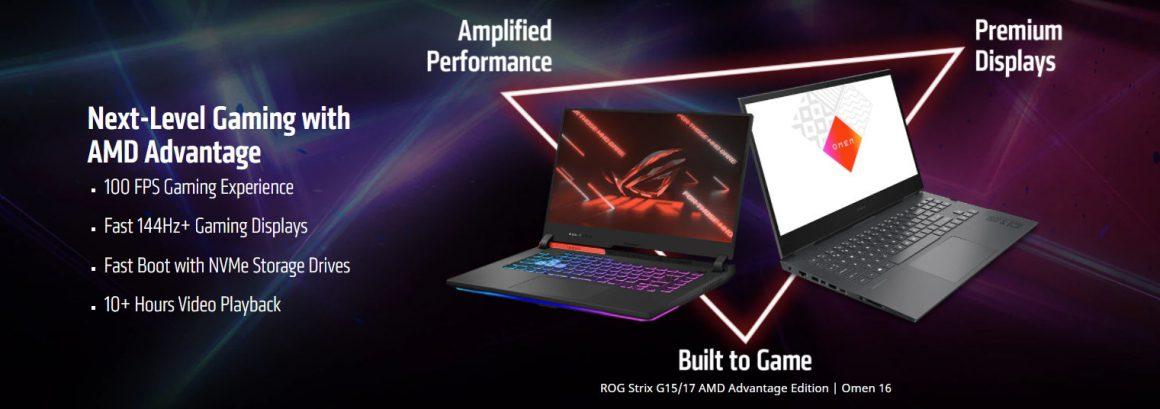 برنامه Advantage Laptop شرکت AMD
