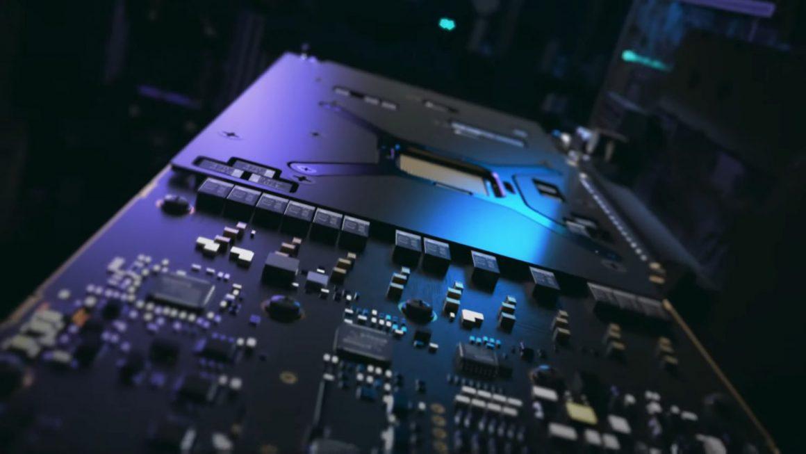 گرافیک Radeon PRO W6800