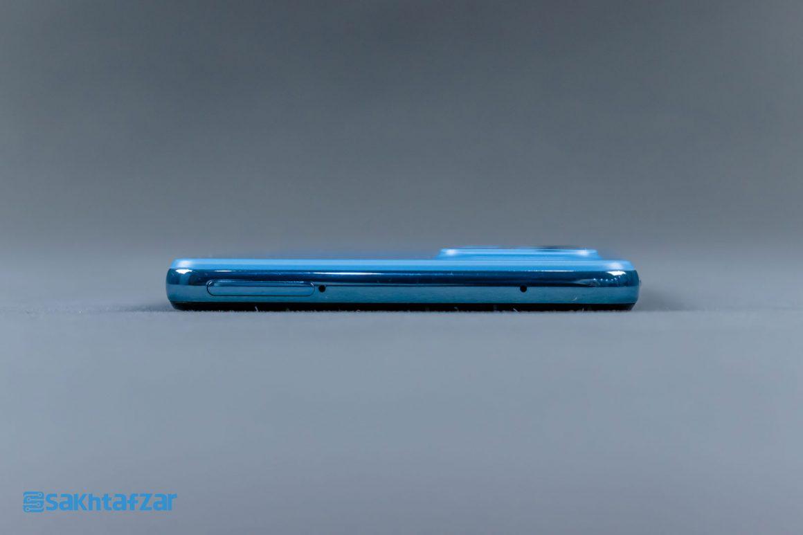 لبه بالا گوشی گلکسی A52 سامسونگ   Samsung Galaxy A52