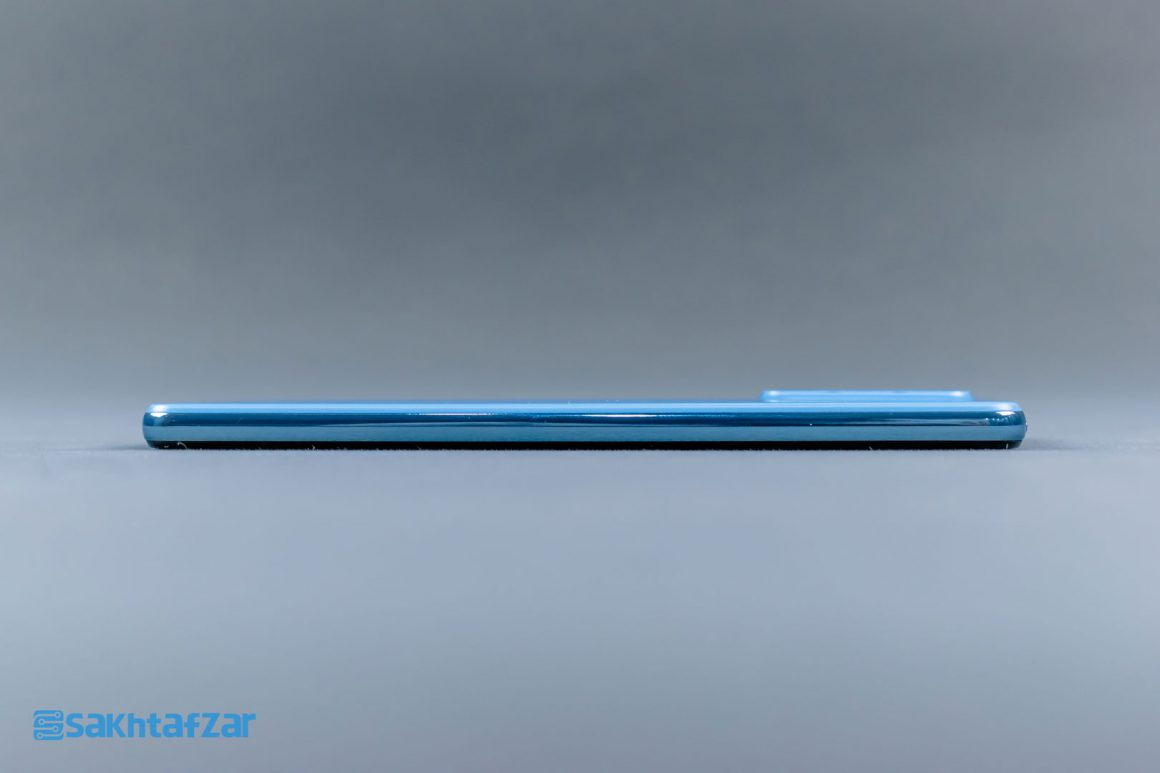 لبه گوشی گلکسی A52 سامسونگ   Samsung Galaxy A52