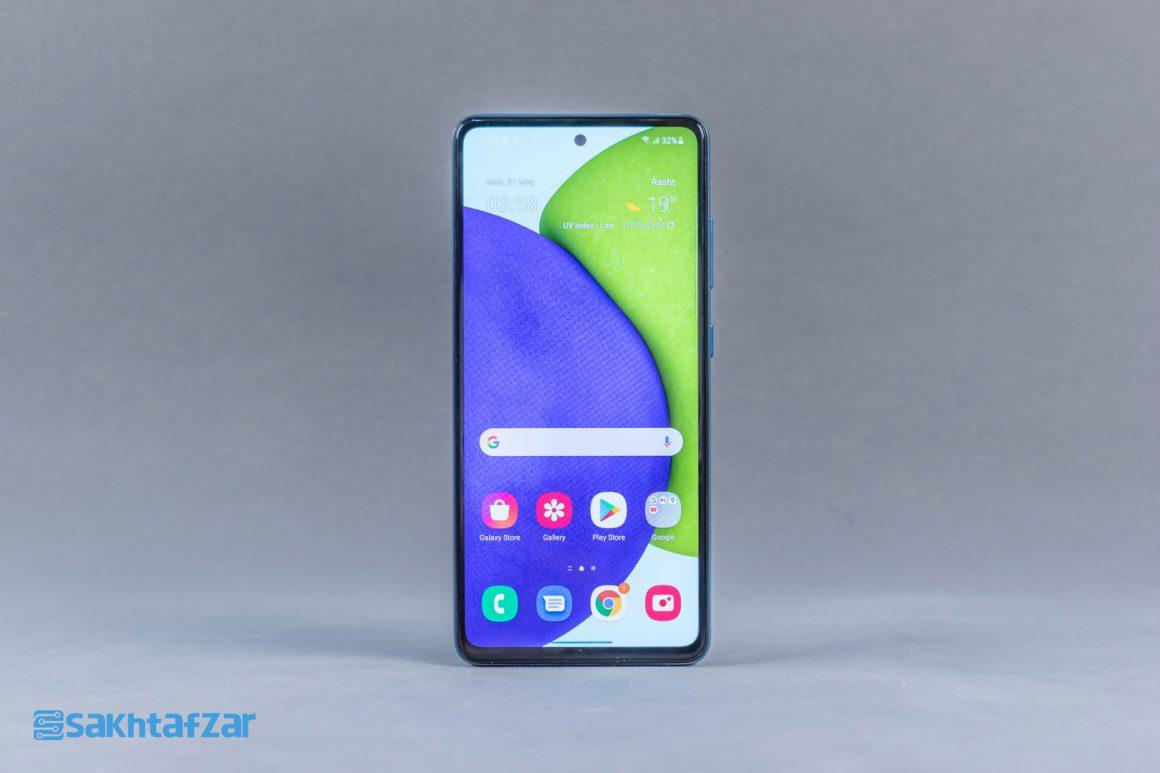 گوشی گلکسی A52 سامسونگ   Samsung Galaxy A52