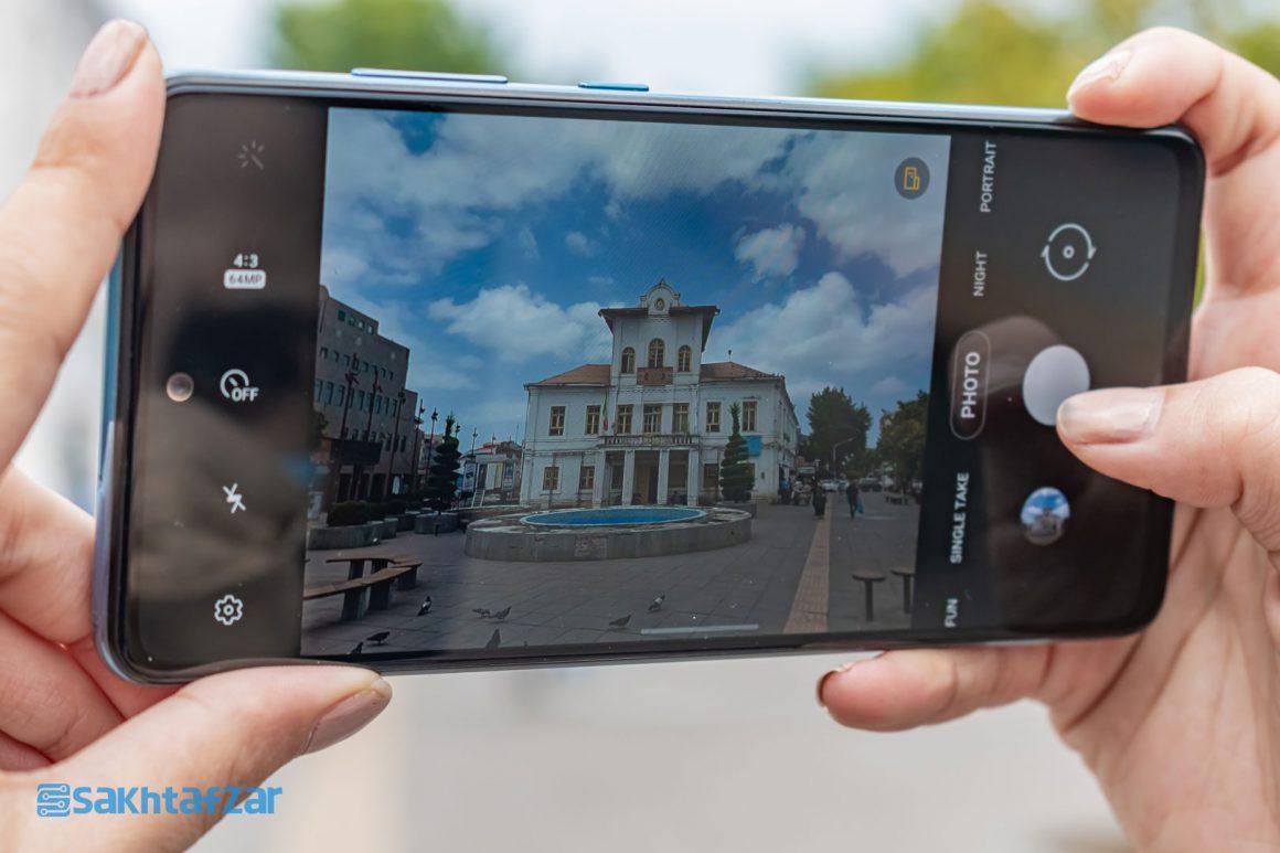 دوربین گوشی گلکسی A52 سامسونگ   Samsung Galaxy A52