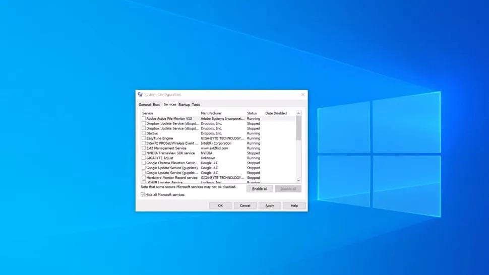 آموزش اجرای ویندوز 10 بدون برنامه ای در استارت آپ