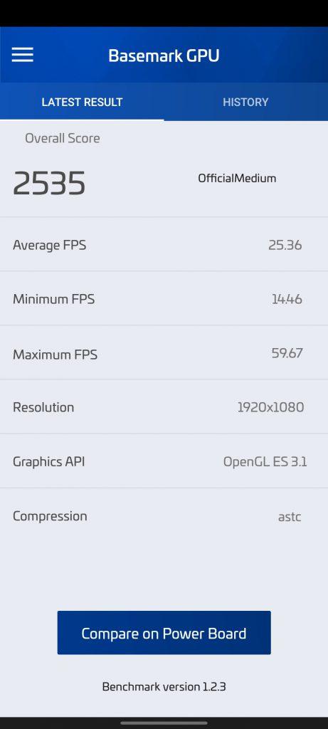 نتایج بنچمارک گوشی گلکسی A52 سامسونگ   Samsung Galaxy A52