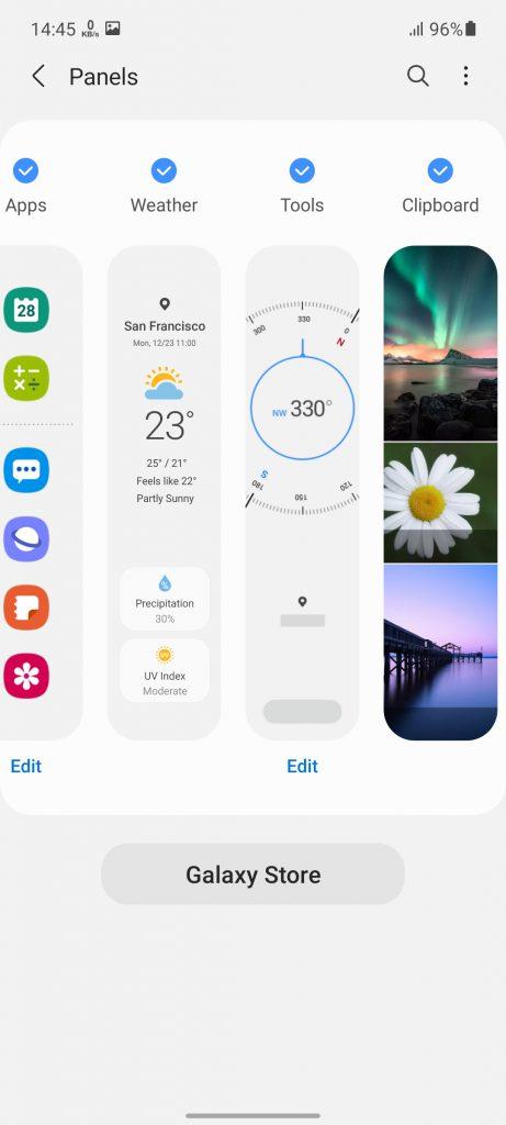 تنظیمات گوشی گلکسی A52 سامسونگ   Samsung Galaxy A52