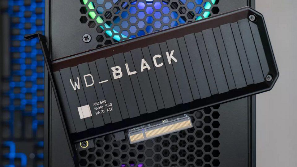 افت شدید عملکرد حافظه WD Black SN850 در زمان اتصال به چیپست X570