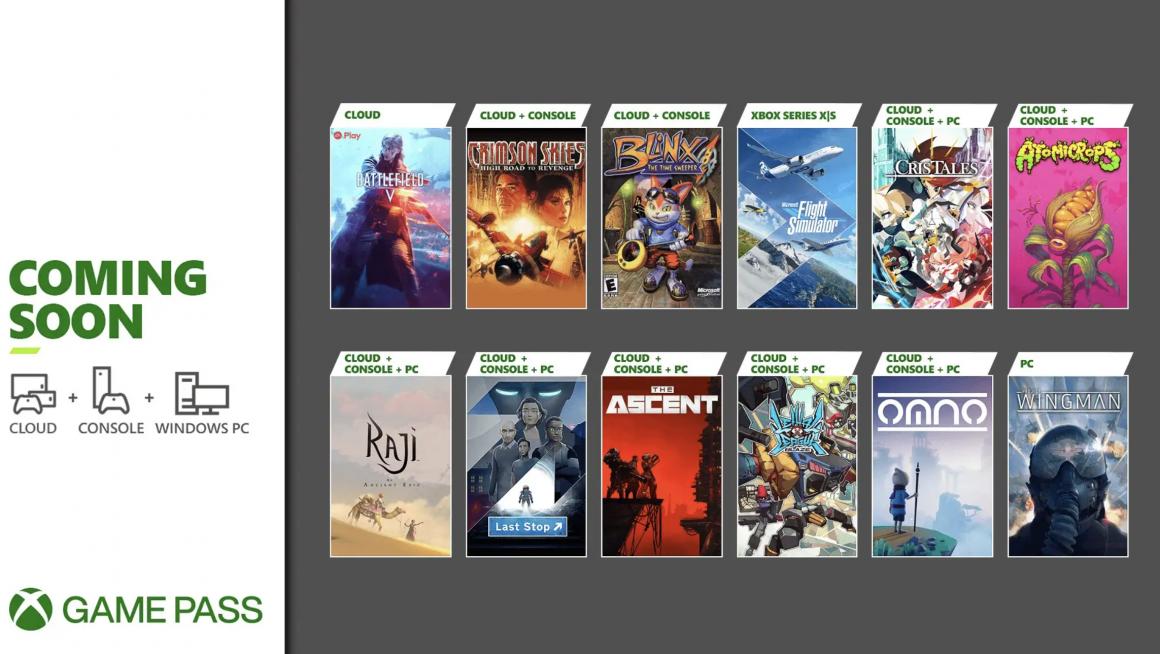 بازی های نیمه دوم جولای 2021 Xbox Game Pass