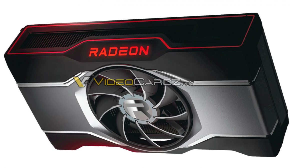 کارت گرافیک Radeon RX 6600