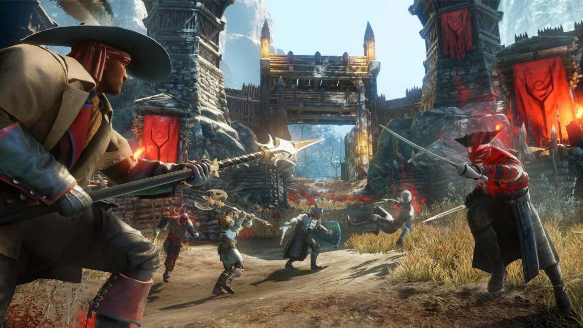 بازی MMORPG جدید New World آمازون