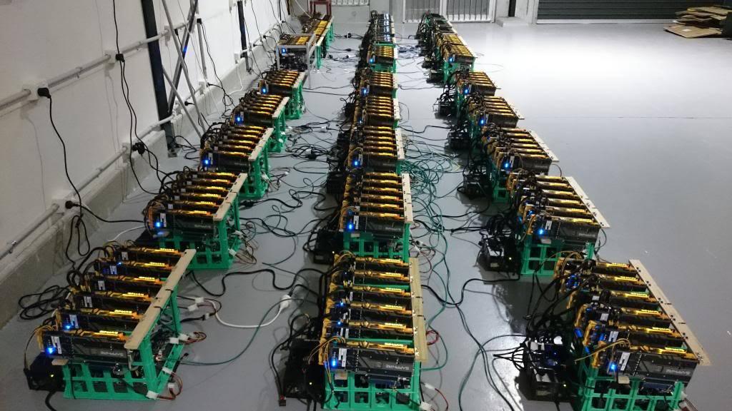 انتقال 1 میلیون ماینر ارز دیجیتال از چین به کانادا ۲
