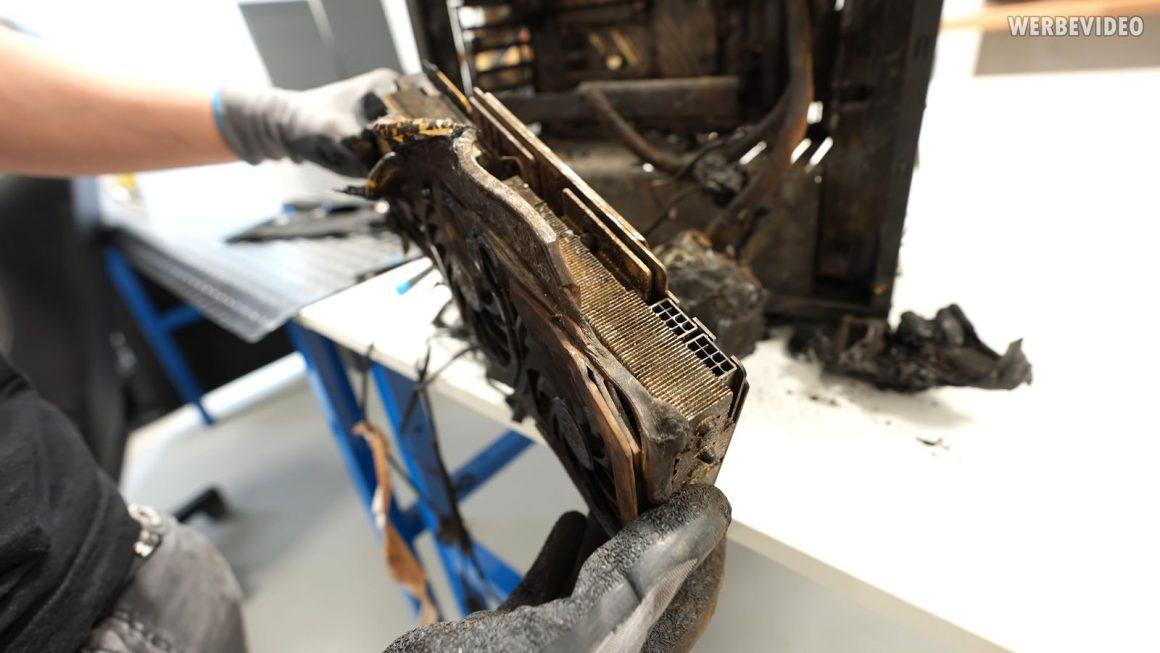 GeForce RTX 2070 SUPER انویدیا در آتش