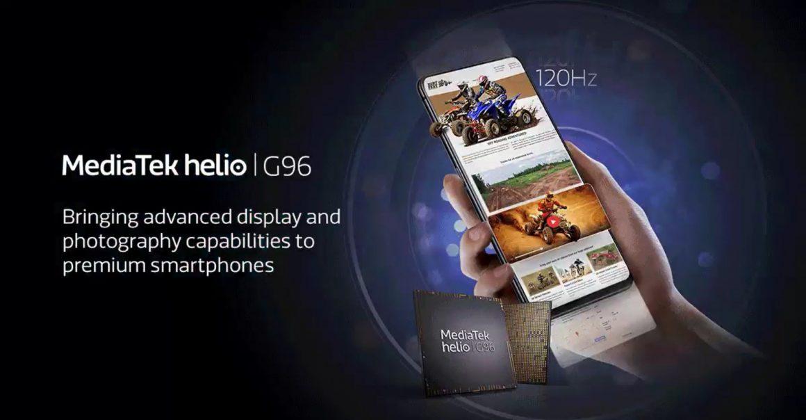 چیپست Helio G96 مدیاتک