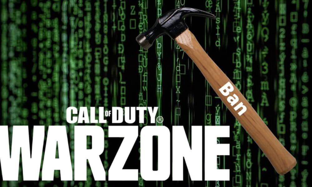 بن شدن 50000 بازیکن Call Of Duty: Warzone