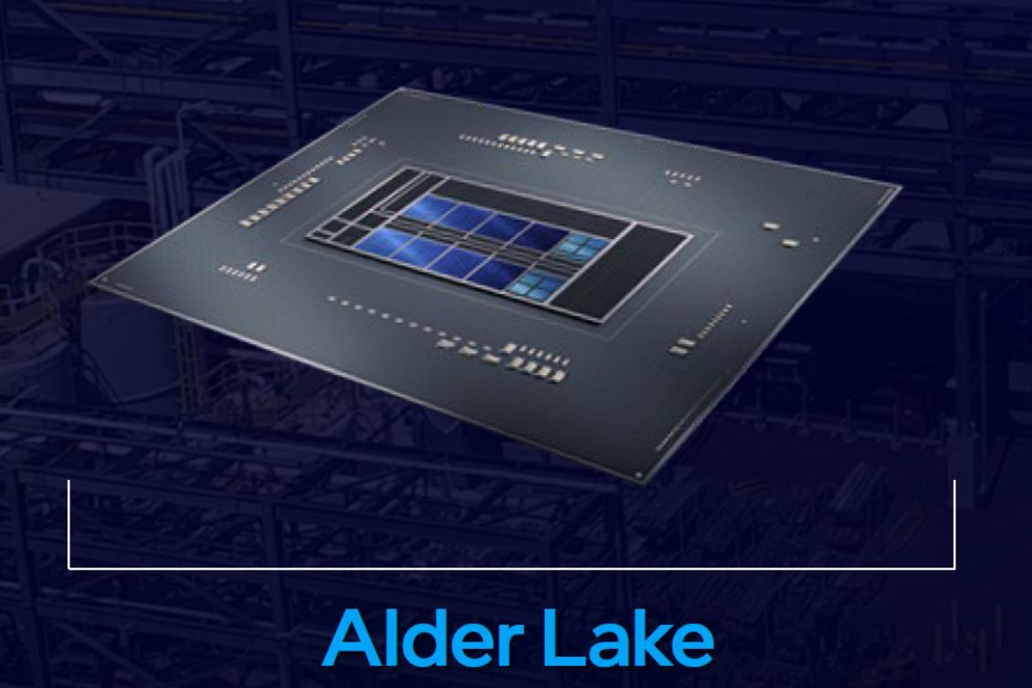 پردازنده Alder Lake