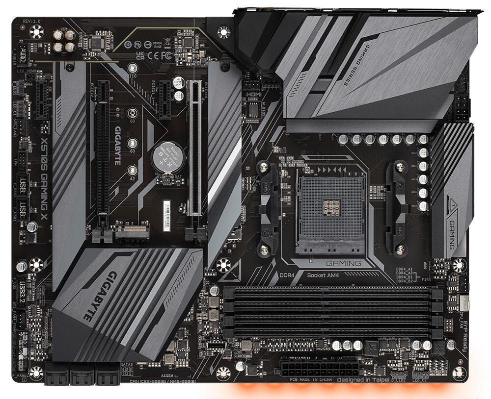 مادربرد X570S Gaming X گیگابایت