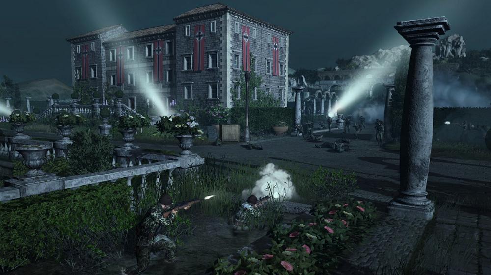 صحنههای واقع گرایانه بازی Company of Heroes 3
