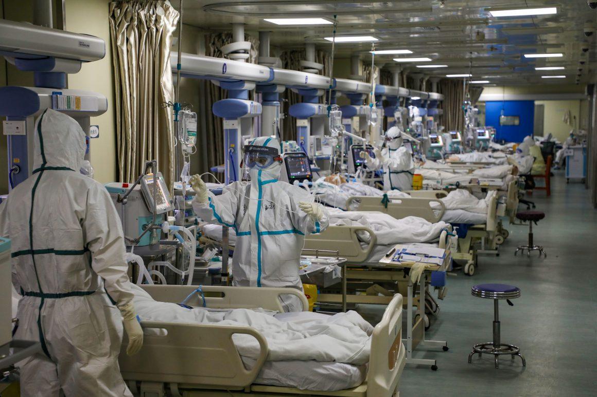 بکارگیری یادگیری ماشین در پزشکی -بزرگترین پایگاه داده کرونا در آمریکا ۱